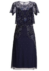 Frock And Frill Arella Occasion Wear Navy Dark Blue