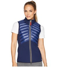 Bogner Fire And Ice Bree D Ink Vest Navy