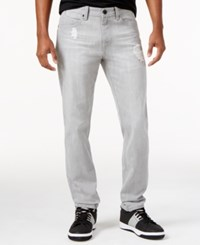 Sean John Men's Denim Jeans Gray