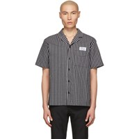 Off White Black And Holiday Shirt