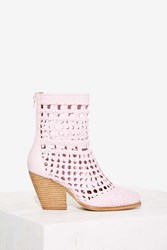Jeffrey Campbell Nevada Woven Boot