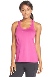 Women's Lole 'Fancy' Racerback Tank Wild Aster