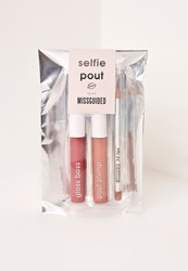 Missguided Selfie Pout Lip Kit Multi