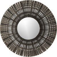 Cb2 Folded Metal Wall Mirror