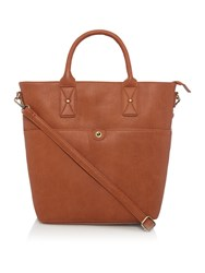 Ollie And Nic Nora Tote Bag Tan