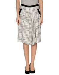 Momoni Momoni Skirts Knee Length Skirts Women
