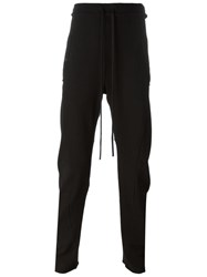 Lost And Found Ria Dunn Darted Slim Pants Black