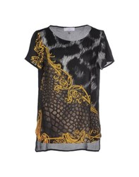 Macchia J Topwear T Shirts Women Steel Grey