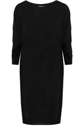 Alexander Mcqueen Merino Wool Sweater Dress
