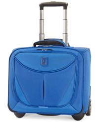 Travelpro Closeout Walkabout 3 15.5 Rolling Carry On Created For Macy's Royal Blue