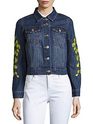 Bagatelle Denim Long Sleeve Jacket