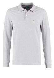 United Colors Of Benetton Polo Shirt Grey