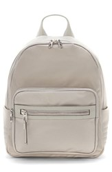Vince Camuto Action Nylon Backpack Grey Full Steam