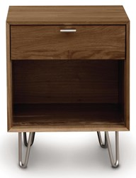 Copeland Furniture Canto 1 Drawer Nightstand