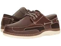 Dockers Lakeport Boat Shoe Red Brown Shoes Mahogany