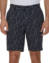 Nautica Anchor Printed Shorts True Navy