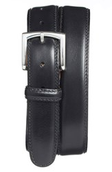 Men's Bosca Calfskin Leather Belt