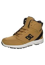 Dc Shoes Ranger Laceup Boots Wheat Dark Yellow