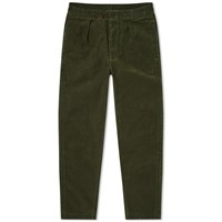 Barbour Cord Rugby Pant White Label Green
