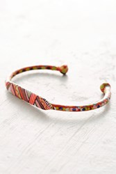 Anthropologie Rawan Painted Cuff Assorted