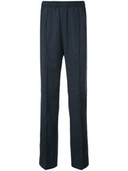 Kent And Curwen Woven Track Pants Blue