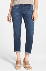 Vince Camuto Women's Two By Stretch Boyfriend Jeans