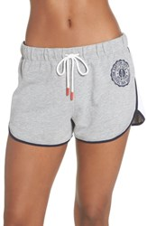 Tommy Hilfiger Lounge Shorts Heather Gray