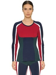 No Ka' Oi Nuha Active Microfiber Long Sleeve Top