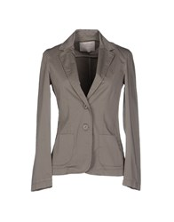 Rossopuro Suits And Jackets Blazers Women Apricot