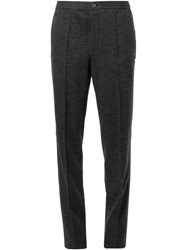 Lanvin Tailored Track Trousers Grey