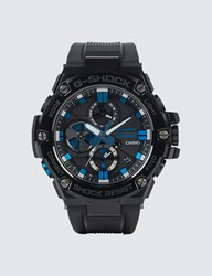 G Shock Gst B100bnr 1Adr Blue Note Records Collaboration