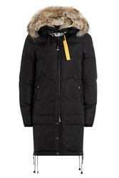 Parajumpers Long Bear Down Parka With Fur Trimmed Hood Gr. M