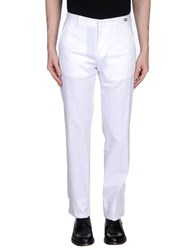 Richmond X Casual Pants White