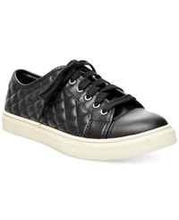 Madden Girl Madden Girl Evette Quilted Sneakers Women's Shoes Black