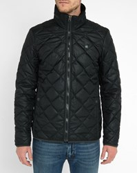 G Star Black Edla Quilted Down Jacket
