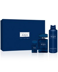 Perry Ellis 3 Pc. Aqua Extreme Gift Set No Color