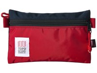 Topo Designs Small Accessory Bags Navy Red Bags Multi