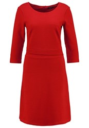 More And More Summer Dress Red Passion