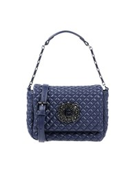 Ermanno Scervino Di Handbags Dark Blue