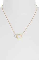 Marco Bicego 'Jaipur' Link Pendant Necklace Two Tone