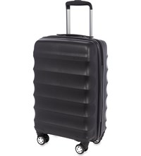 Antler Juno Four Wheel Cabin Case Black