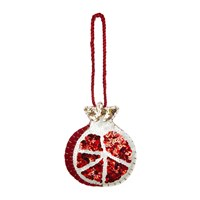 Jan Constantine Exclusive Pomegranate Tree Decoration