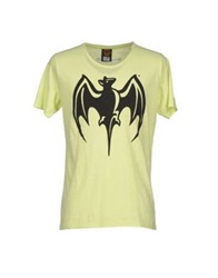 Blomor T Shirts Acid Green
