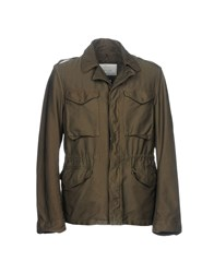 Esemplare Jackets Military Green