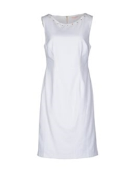 Virginie Castaway Short Dresses White