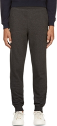 Alexander Wang Charcoal Vintage Fleece Lounge Pants