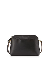 Kelsi Dagger Northside Baby Leather Crossbody Bag Black