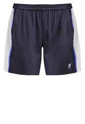 Karl Lagerfeld Helena Shorts Dark Blue