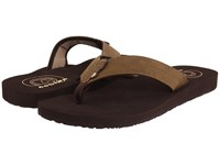 Cobian Floater Mocha Sandals Brown