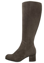 Kmb Frida Boots Clay Taupe